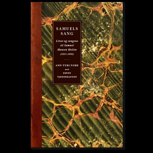Forside til «Samuels sang» av Ann-Turi Ford (ISBN 82-92598-94-4)