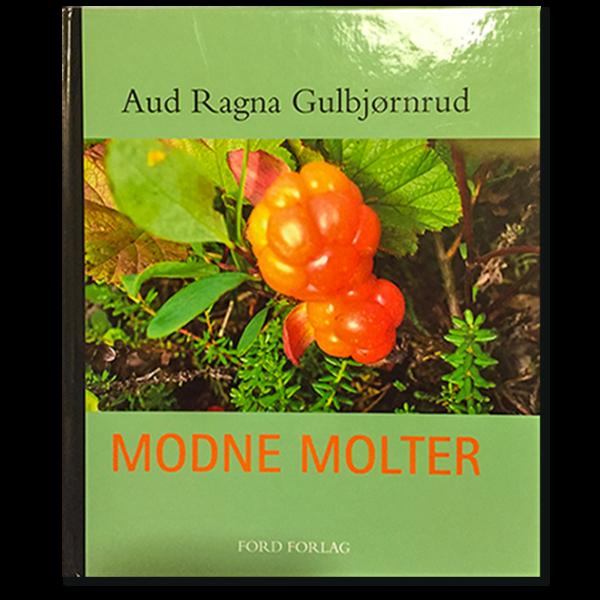 Forside til «Modne molter» av Aud Ragna Gulbjørnrud (ISBN 978-82-998452-4-3)