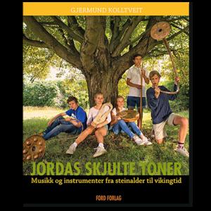 Forside til «Jordas skjulte toner» av Gjermund Koltveit (ISBN 978-82-998452-7-4)