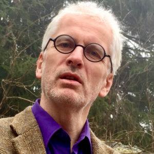 Portrett av forfatter Gjermund Kolltveit