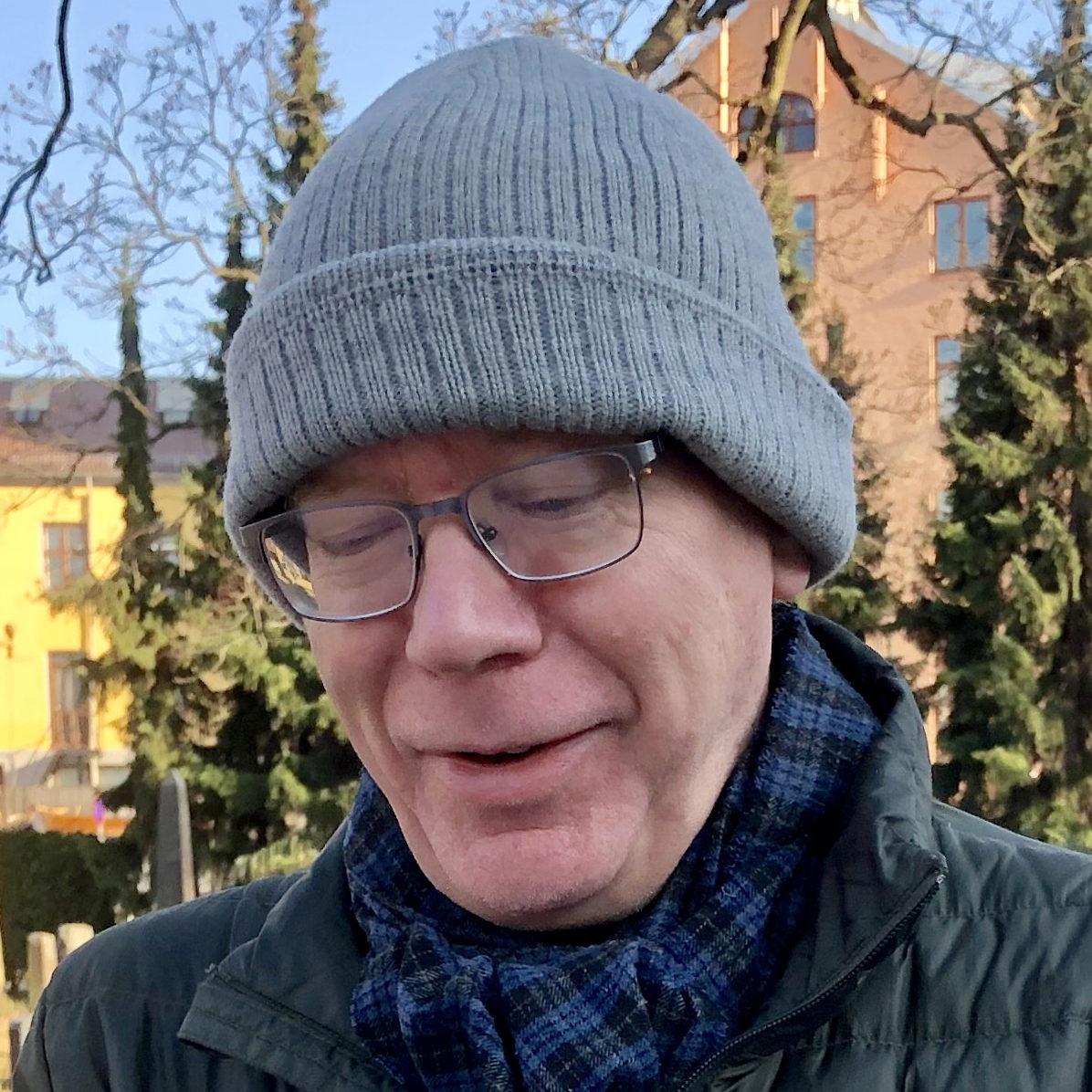 Portrett Daniel Østvold